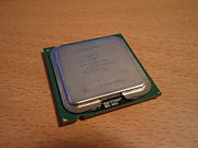 The front of a Pentium D