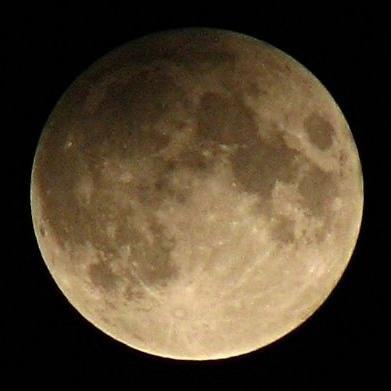 Penumbral lunar eclipse Feb 9 2009 NavneethC
