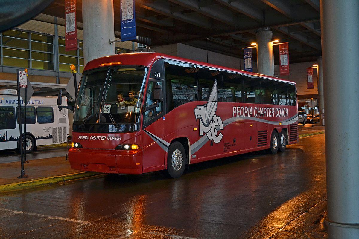 Fleet And Family >> Peoria Charter Coach Company - Wikipedia