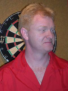 Per Laursen Danish darts player