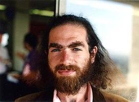 Ο Γκριγκόρι Πέρελμαν φωτογραφημένος το 1993.