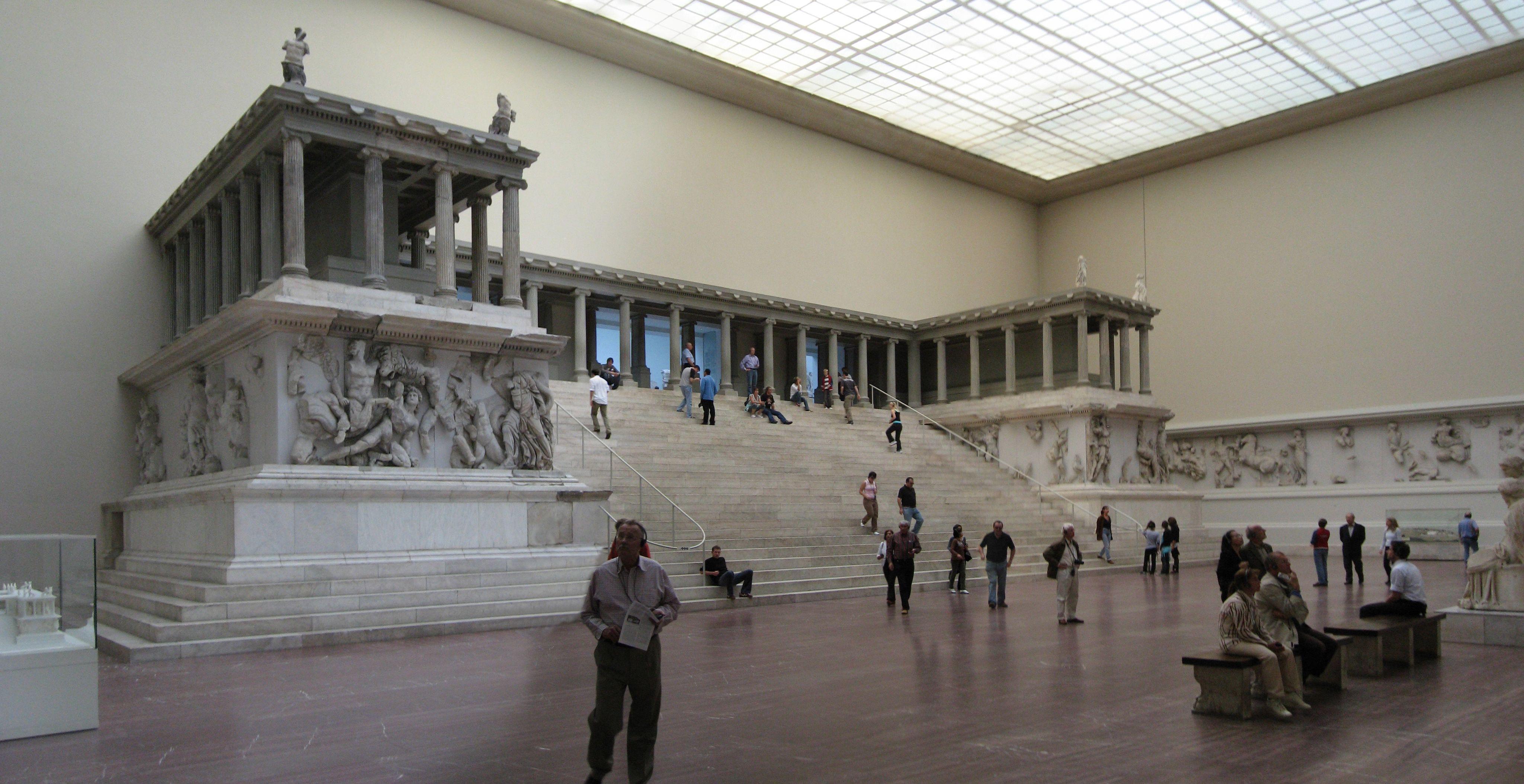 Pergamon Museum Berlin hm