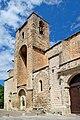 Pernes-les-Fontaines - ND Nazareth - Façade 4.JPG