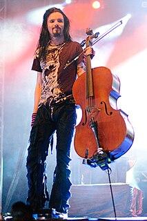 Perttu Kivilaakso Finnish musician