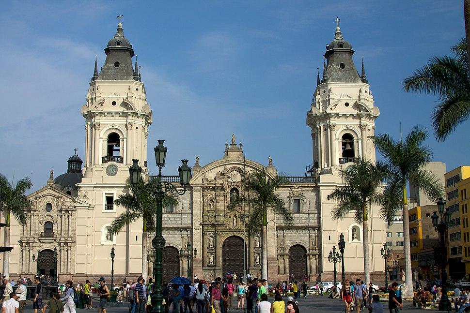 Peru - Lima 085 - La Catedral de Lima (6866531154)
