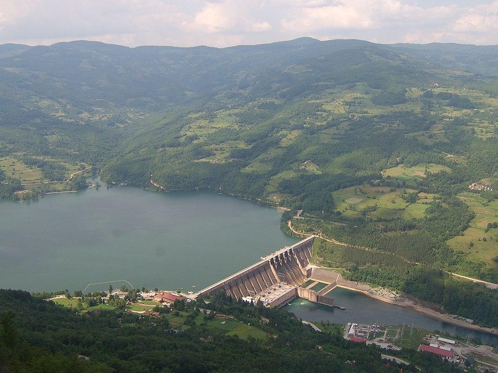 Perucac reservoir