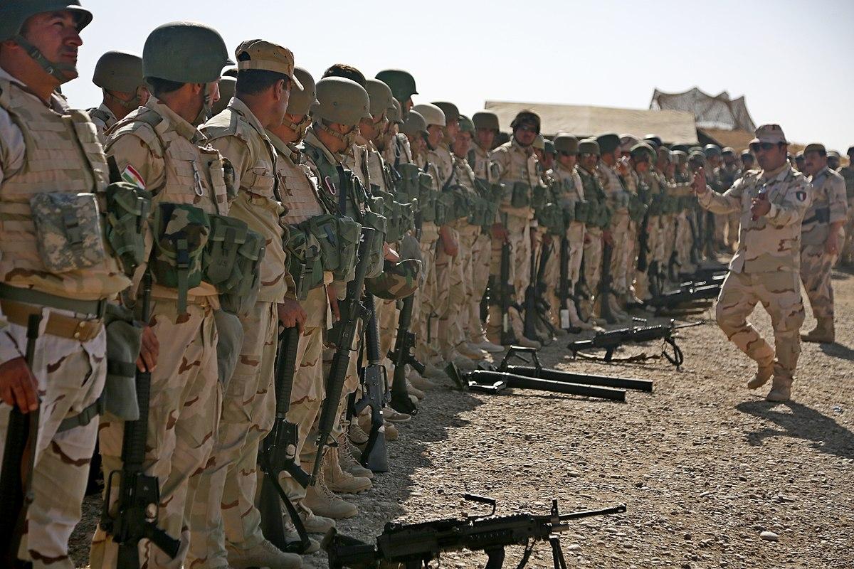 Peshmerga - Wikipedia