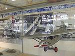 Petőfi Csarnok, Repüléstörténeti kiállítás, FEIRO Daru és FEIRO Dongó modelljei.JPG