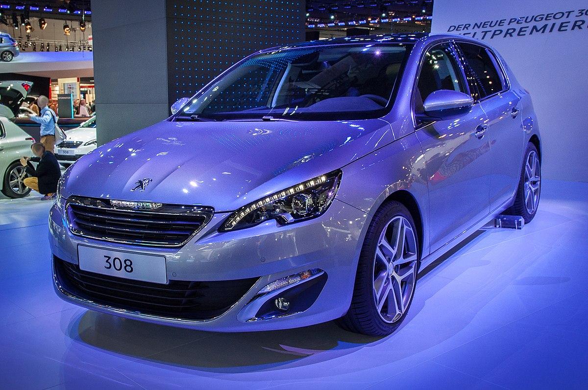Peugeot 308 Wikipedia