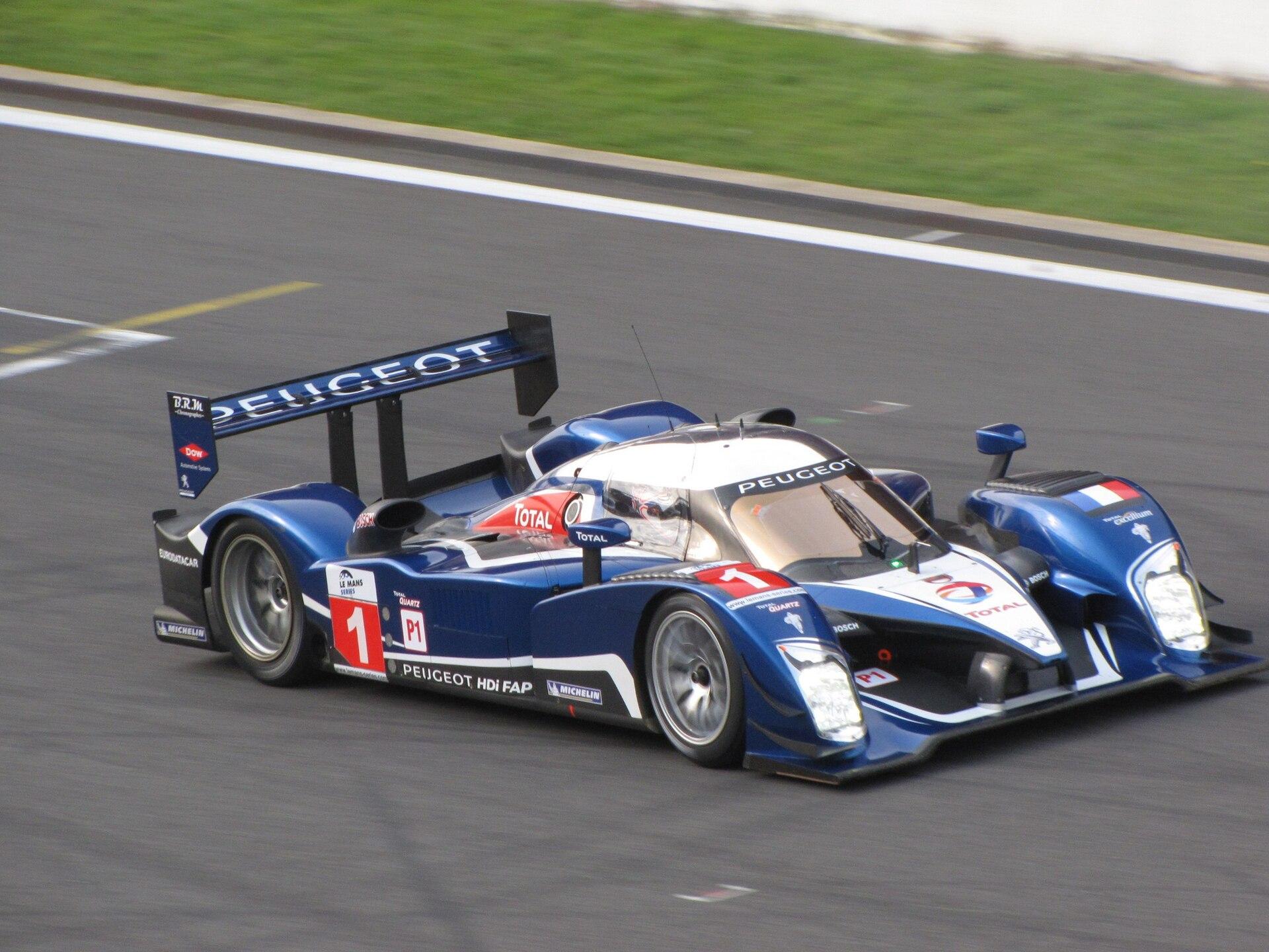 De hypercar klasse is behoorlijk goedkoper dan de huidige LMP1. Daarom keert Peugeot terug in de endurance racerij.