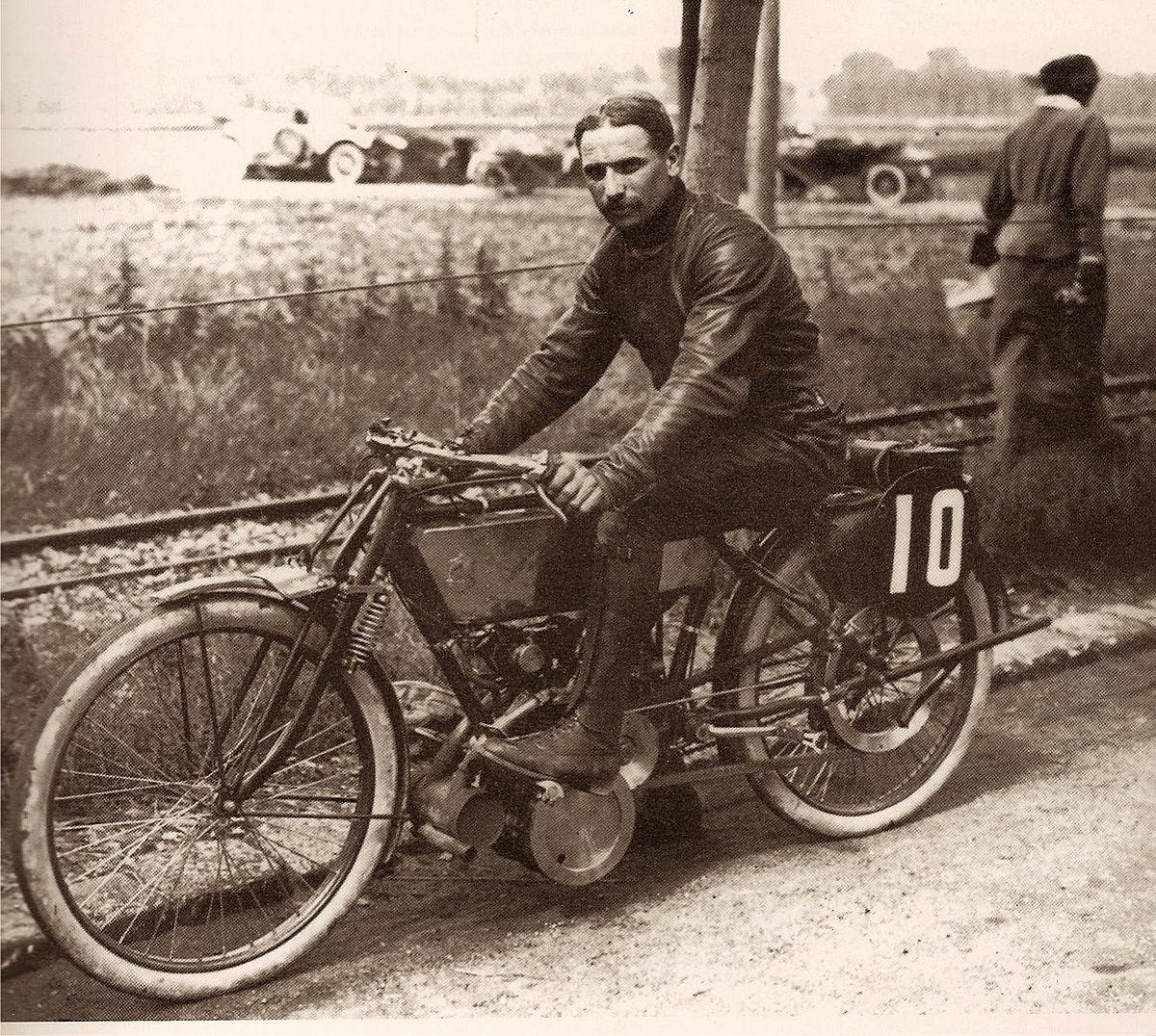 Ducati St Belt