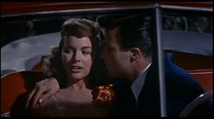 Betty Anderson - Terry Moore (left) as Betty Anderson