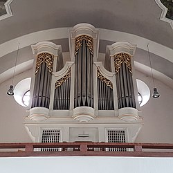 Pfarrkirche hl. Oswald, Anif Orgel.jpg