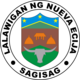 Official seal of Nueva Ecija