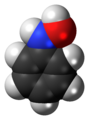 Phenylhydroxylamine 3D spacefill.png