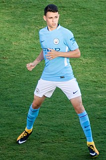 Phil Foden English association football player