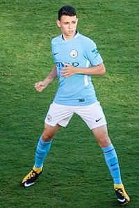 Terza Maglia Manchester City Philippe Sandler