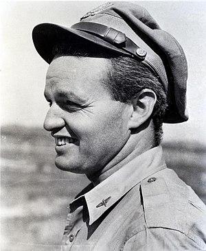 Philip Cochran - Colonel Philip Cochran, USAAF, in 1944.