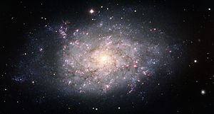 Flocculent spiral galaxy - Image: Phot 14b 09 fullres 2