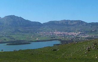 Piana degli Albanesi - Landscape of Piana degli Albanesi