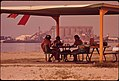 Picnic Area on Beach Along the Calcasieu River Olin-Mathieson Plant in Background 06-1972 (3704374042).jpg