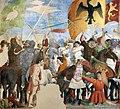 Piero della Francesca - 8. Battle between Heraclius and Chosroes (detail) - WGA17552.jpg