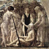 The Death of Adam, by Piero della Francesca (1...