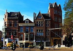 Zeeheldenkwartier - The Piet Heinplein square.