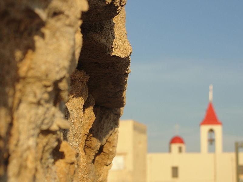 כנסיה של העיר העתיקה בעכו