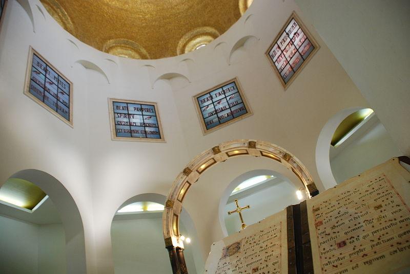 Tiberias Church Interior