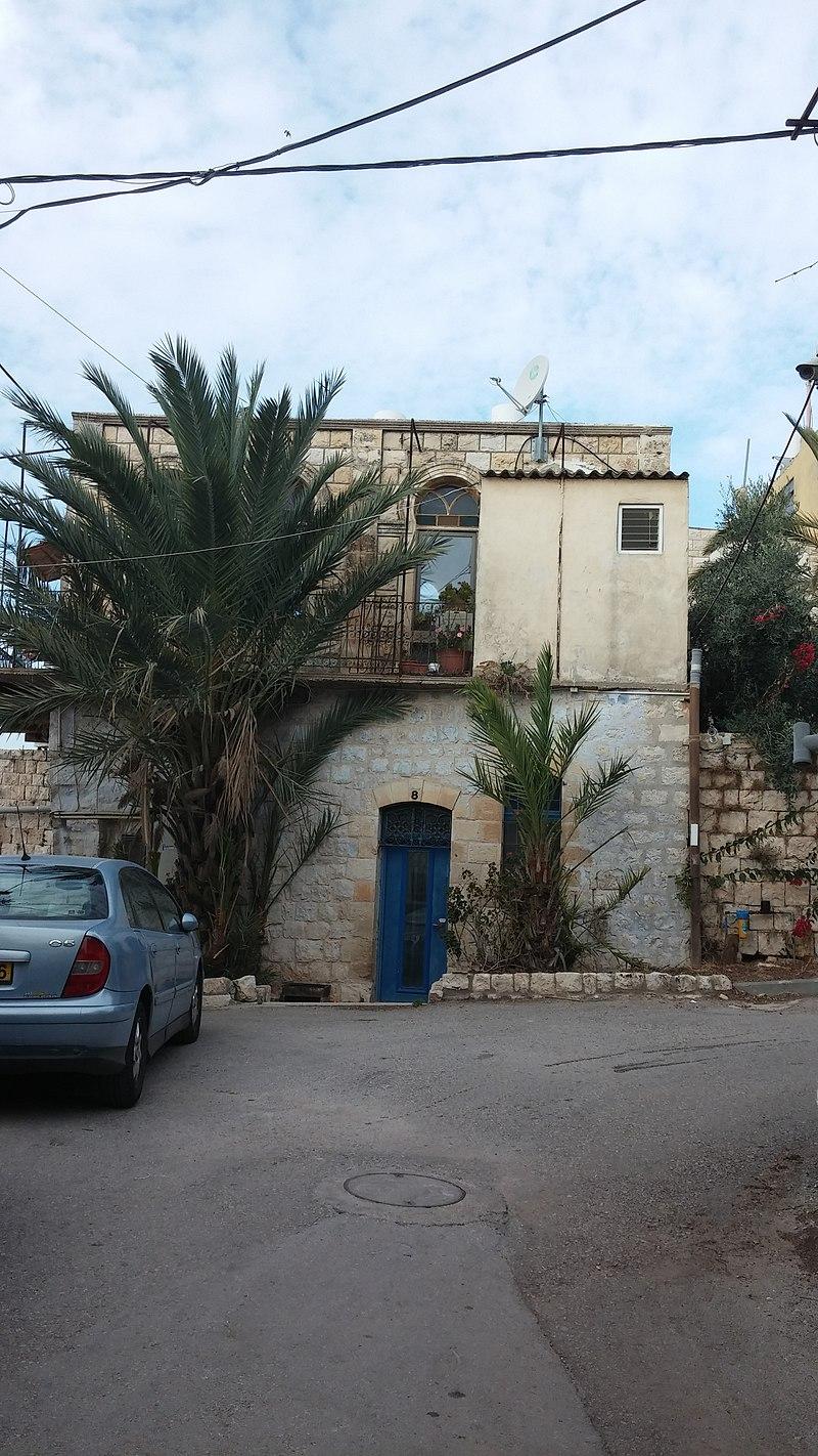 בית מהתקופה העותמנית בצפת