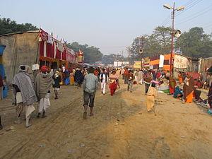 Sagar Island - Gangasagar Fair Transit Camp, 2012