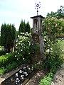 Pilkalnio kapinės, medžio paminklas.JPG