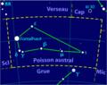 Piscis austrinus constellation map-fr.png