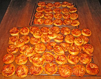Pizzetta - Image: Pizzette