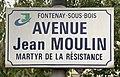 Plaque avenue Jean Moulin Fontenay Bois 1.jpg