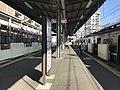 Platform of Meinohama Station 10.jpg