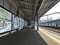 Platform of Shin-Iwakuni Station 4.jpg