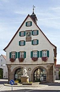 Pleidelsheim Altes Rathaus 20100911.jpg