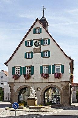 Pleidelsheim, Altes Rathaus