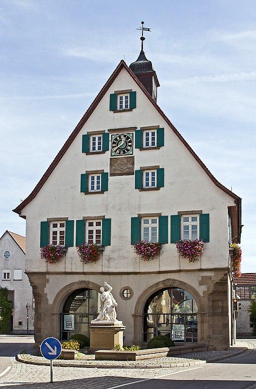 Pleidelsheim Altes Rathaus 20100911