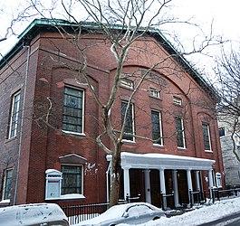 Plymouth Congregationalist Ch snow jeh crop