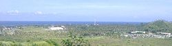 Poblacion Malita from a view deck.JPG