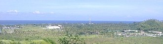 Malita, Davao Occidental - Poblacion area