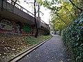 Pod Bruskou, stezka podél Chotkovy.jpg