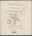 Poezye Konstantego Piotrowskiego Shakespeare Sonets title page 02.tif