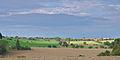 Pohled na obec od jihu, Hluchov, okres Prostějov.jpg