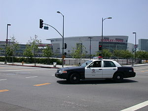 Staples Center - Staples Center in June 2002
