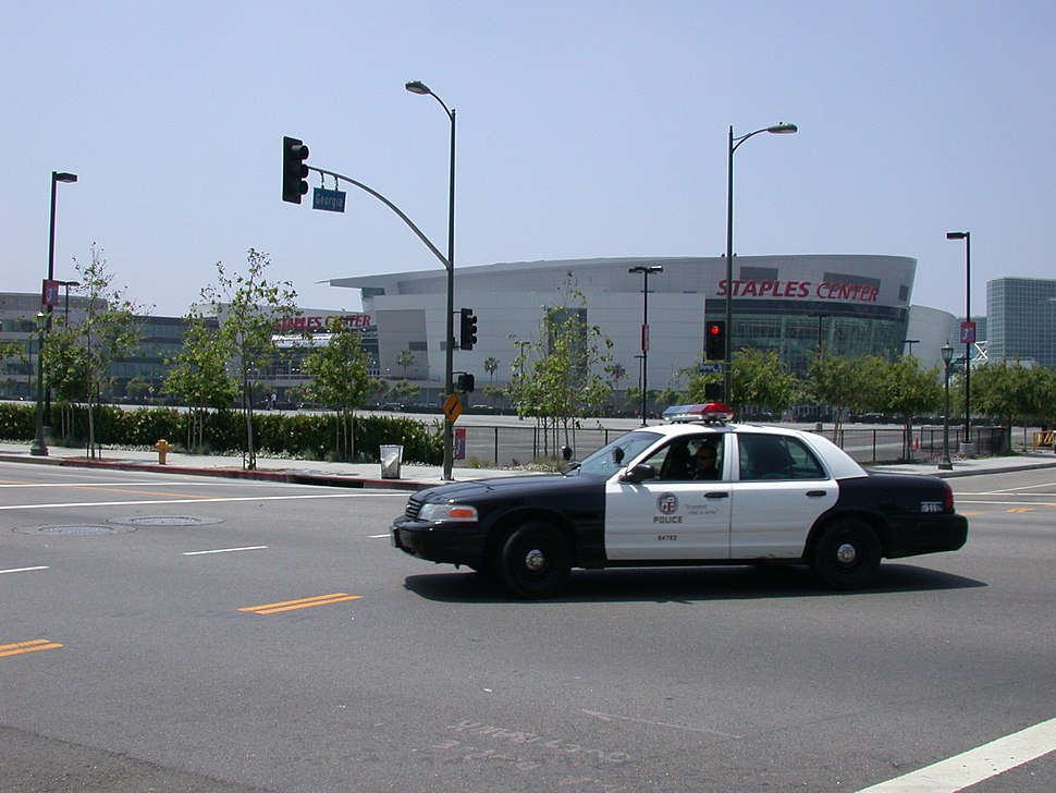 Police of Los Angeles