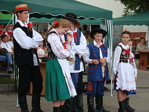 Polish Uplanders - Image: Polish Uplanders (Rudołowice Przeworsk, Harta) 3